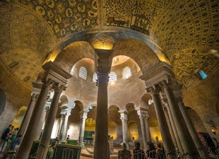 Mosaici dorati e sotterranei nel Mausoleo di Santa Costanza e nella Basilica di Sant'Agnese fuori le Mura - Visita guidata per bambini Roma