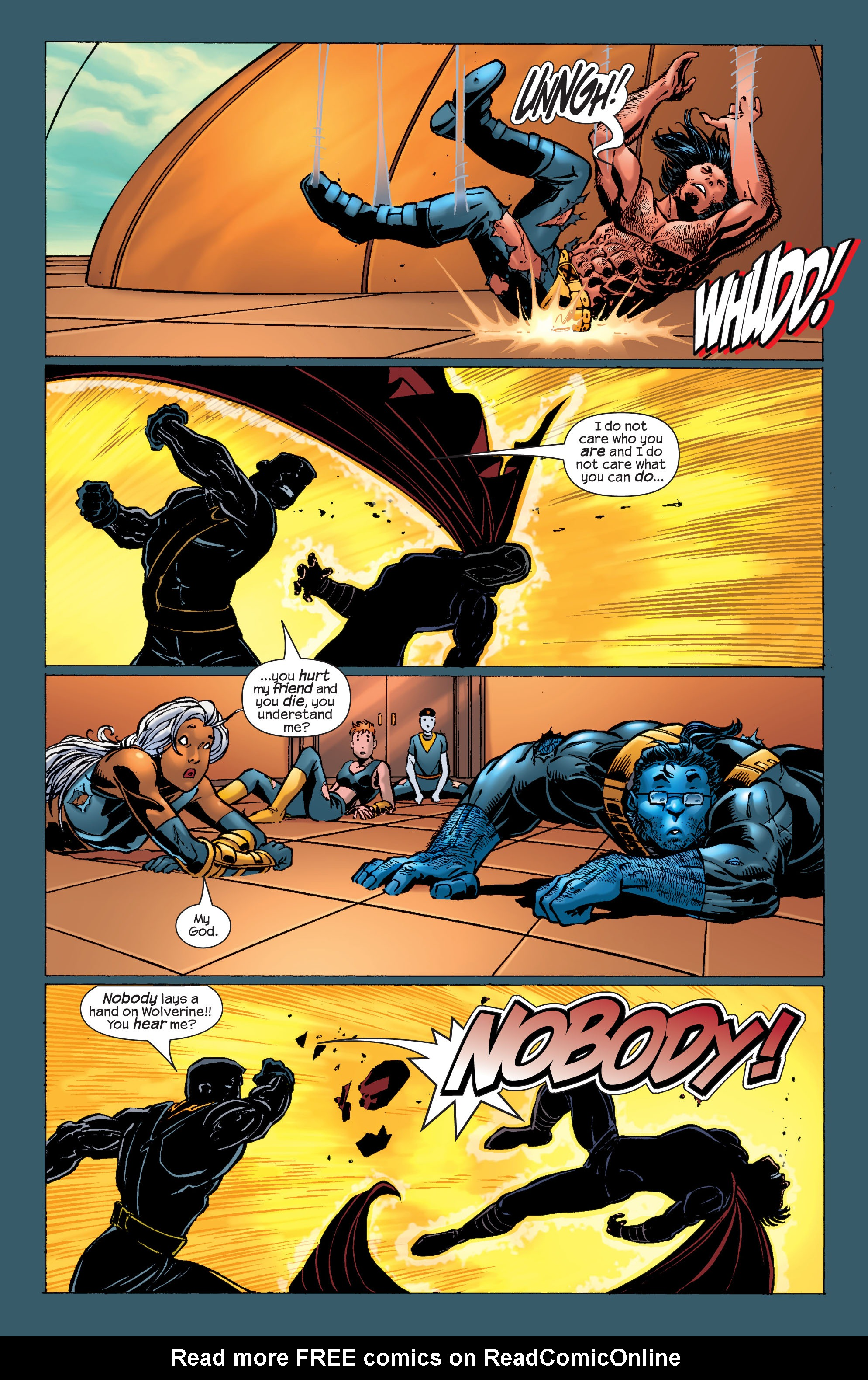 Read online Ultimate X-Men comic -  Issue #31 - 9