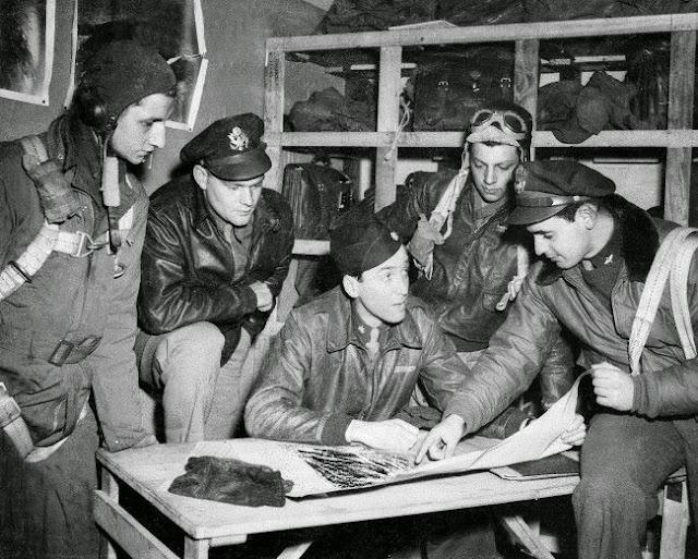 Jimmy Stewart Old Buckenham worldwartwo.filminspector.com April 19, 1944