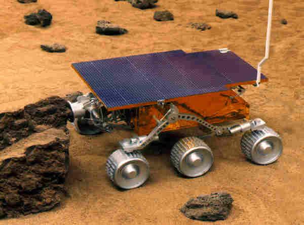 mars rover sojourner - photo #25