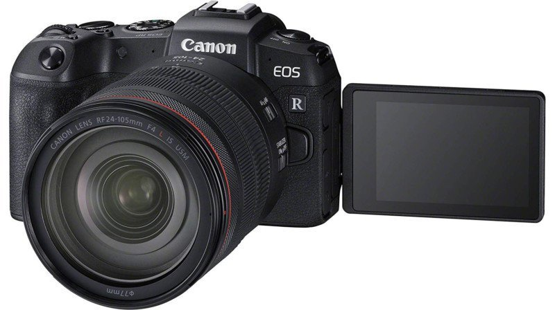 Canon launches the EOS RP, the smallest and lightest Full-Frame EOS