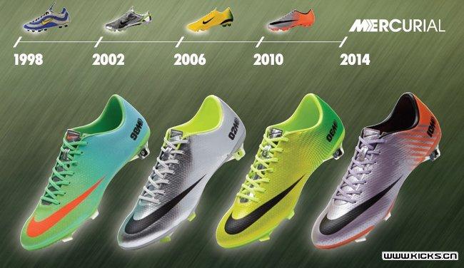 sports shoes 424e3 cd252 Nike Mercurial Vapor IX 2014 Boots