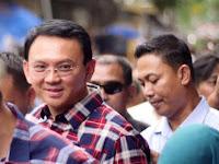 Ahok: Jika Survei Benar Maka Jakarta Akan Punya Gubernur Baru Yaitu, Anies