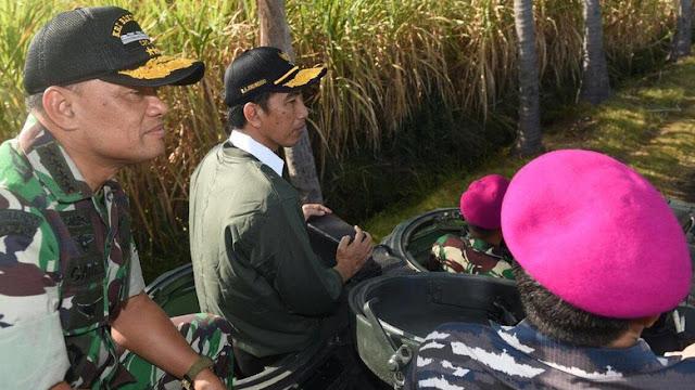 Jenderal Gatot Nurmantyo: Kalau Ada Pergantian, Presiden Panggil Saya