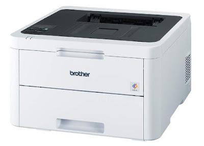 ブラザーHL-L3230CDWドライバー