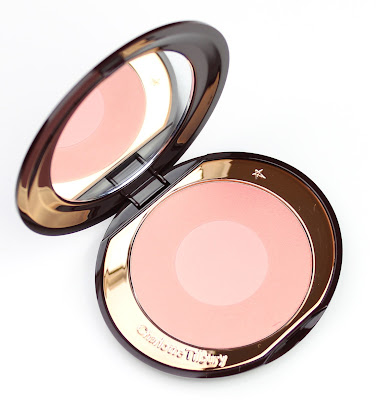 Charlotte Tilbury Cheek to Chic Swish and Pop Blusher in Love Glow