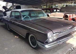 Dijual Mobil Klasik Impala 1962