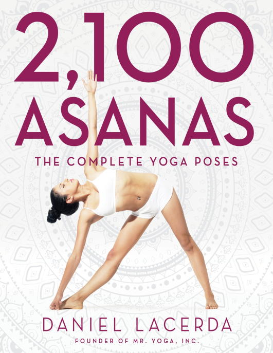The Complete Yoga Poses PDF Book Free Download