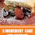 3 Ingredient Cake Mix Cobbler #easycake #mixcobbler