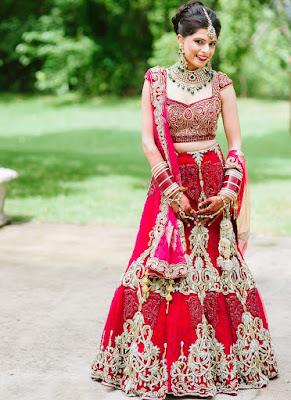 Stunning-indian-bridal-lehenga-choli-designs-that-bride-must-have-2