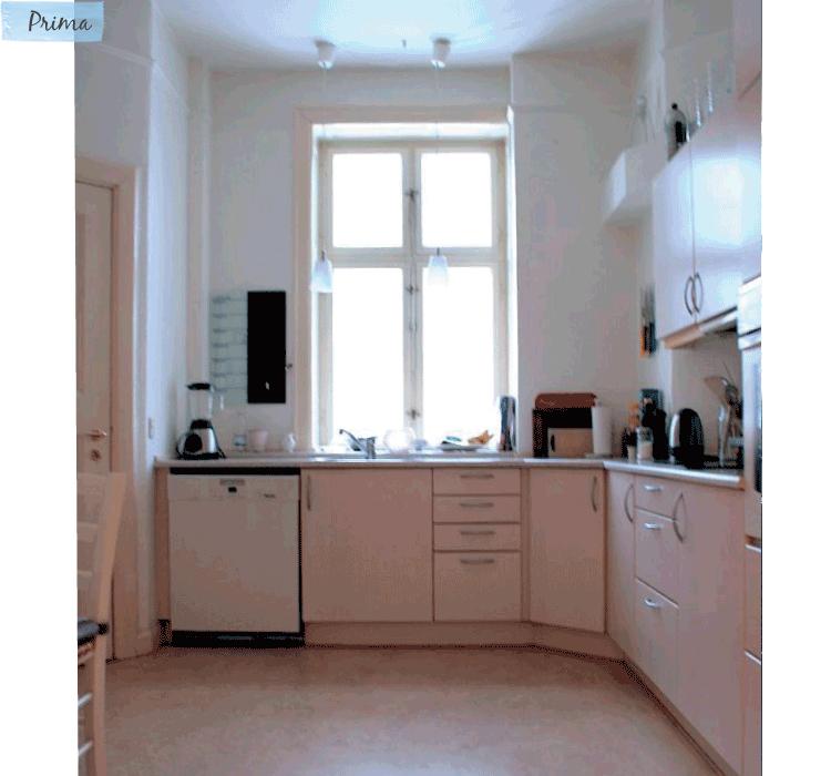 Restyling di due cucine nordiche arredamento facile - Cucine ar due ...