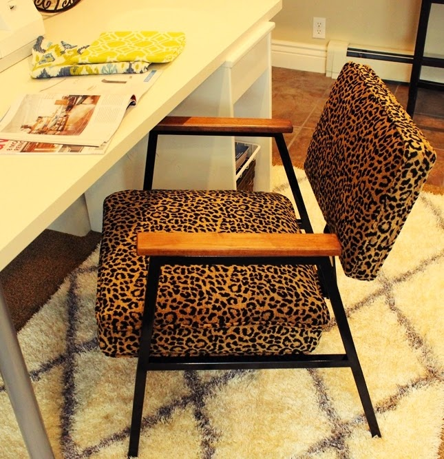 ma maison au naturel comment recouvrir un fauteuil