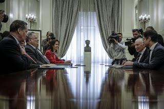 Πολιτικές επιπτώσεις του «Μακεδονικού» στην κυβέρνηση
