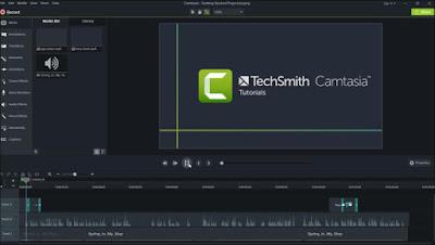 تحميل افضل برنامج لتصوير سطح المكتب Camtasia Studio 9
