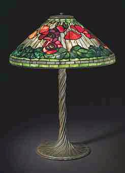 Authentic Tiffany Lamp Expert: Antique Tiffany Lamp Values ...