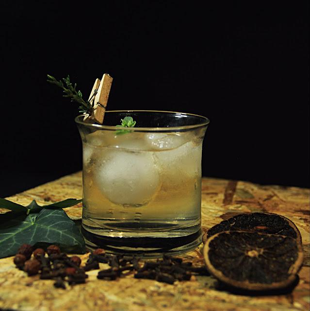 vodka tonic 13 erbe