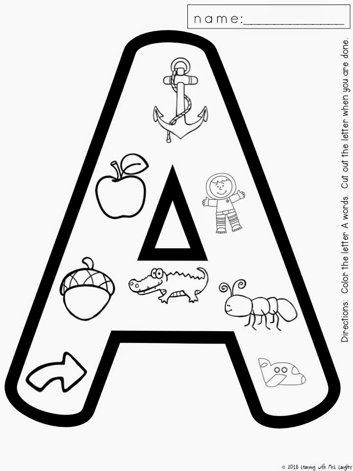 Learning with Mrs. Langley : Sox Day and a Little Alphabet