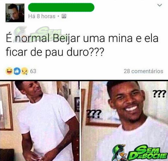 TIRA UMA DUVIDA AQUI GALERA