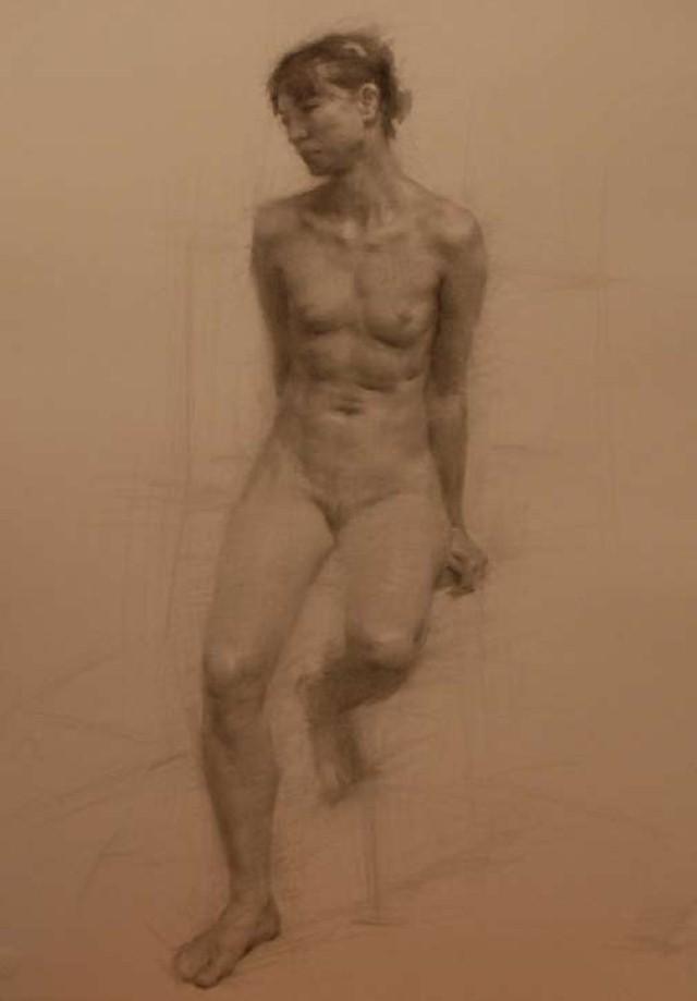 Американский художник-реалист. Dan Thompson 16