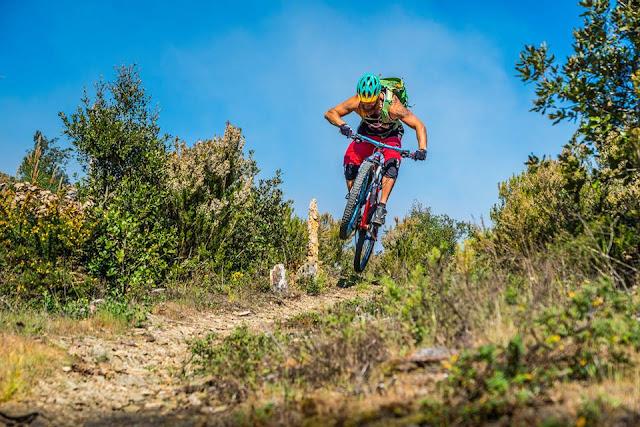 Biken in Vernazza Toscana BBS