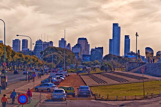 Vista Ciudad de Buenos Aires