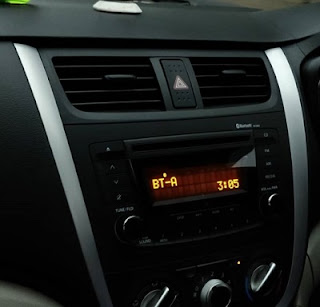 suzuki celerio panel dashbord