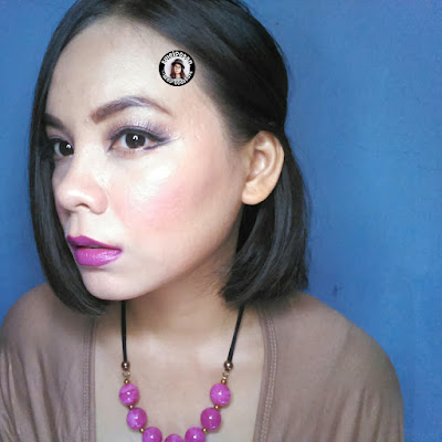 MOTD : Night Out with Purple Lippie