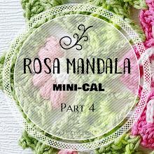 Rosa Mandala mini-CAL (part 4)