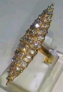 cara merawat cincin berlian