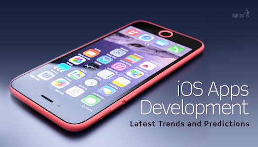 iOS Apps Development Latest Trends Followed in 2015