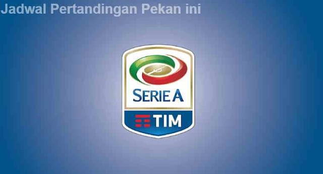 Ini Daftar Pertandingan Liga Italia pekan Ke 15