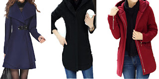 Women's coats are diverse and beautiful for sale