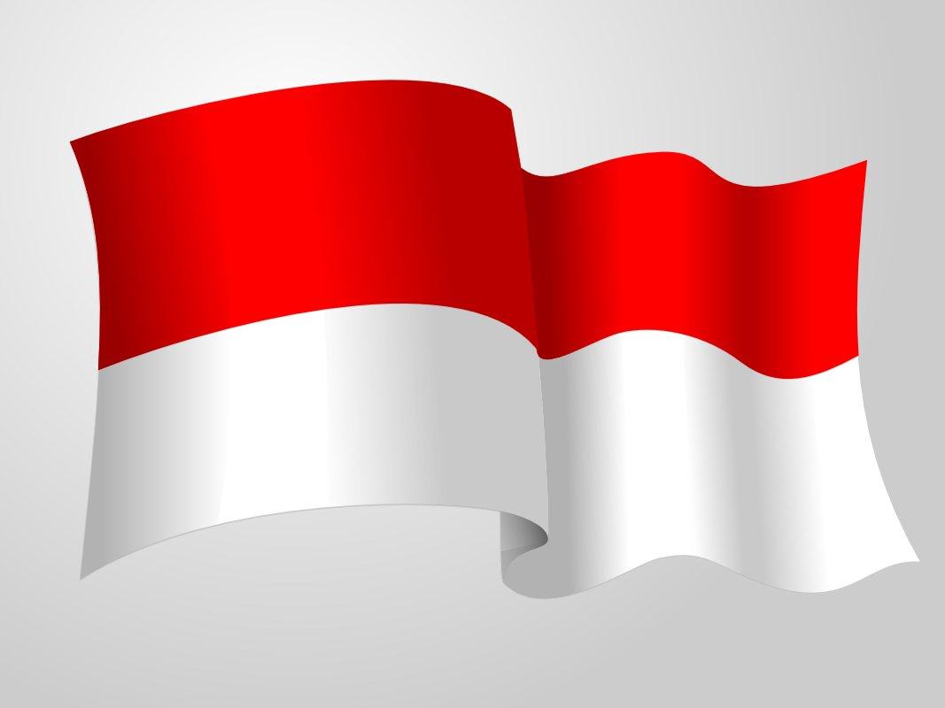 Gambar Bendera Merah Putih Kartun Agustusanid