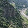 Водопад Мучуг и река Дамирапаранчай