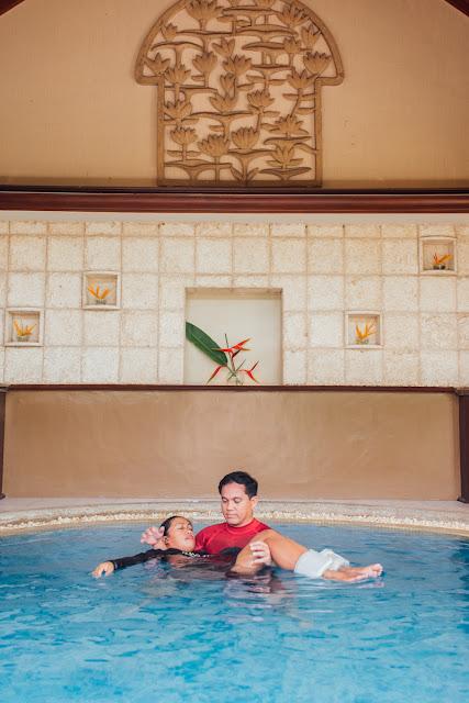 Water Shiatsu Massage