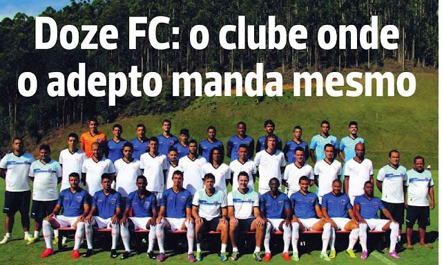 Resultado de imagem para Doze Futebol Clube