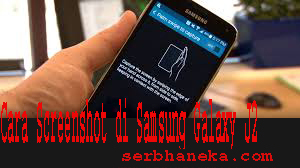 Cara Screenshot di Samsung Galaxy J2 1