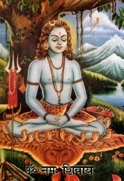 Art of Lord Shiva
