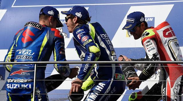 10 Data dan Fakta Menarik MotoGP Australia