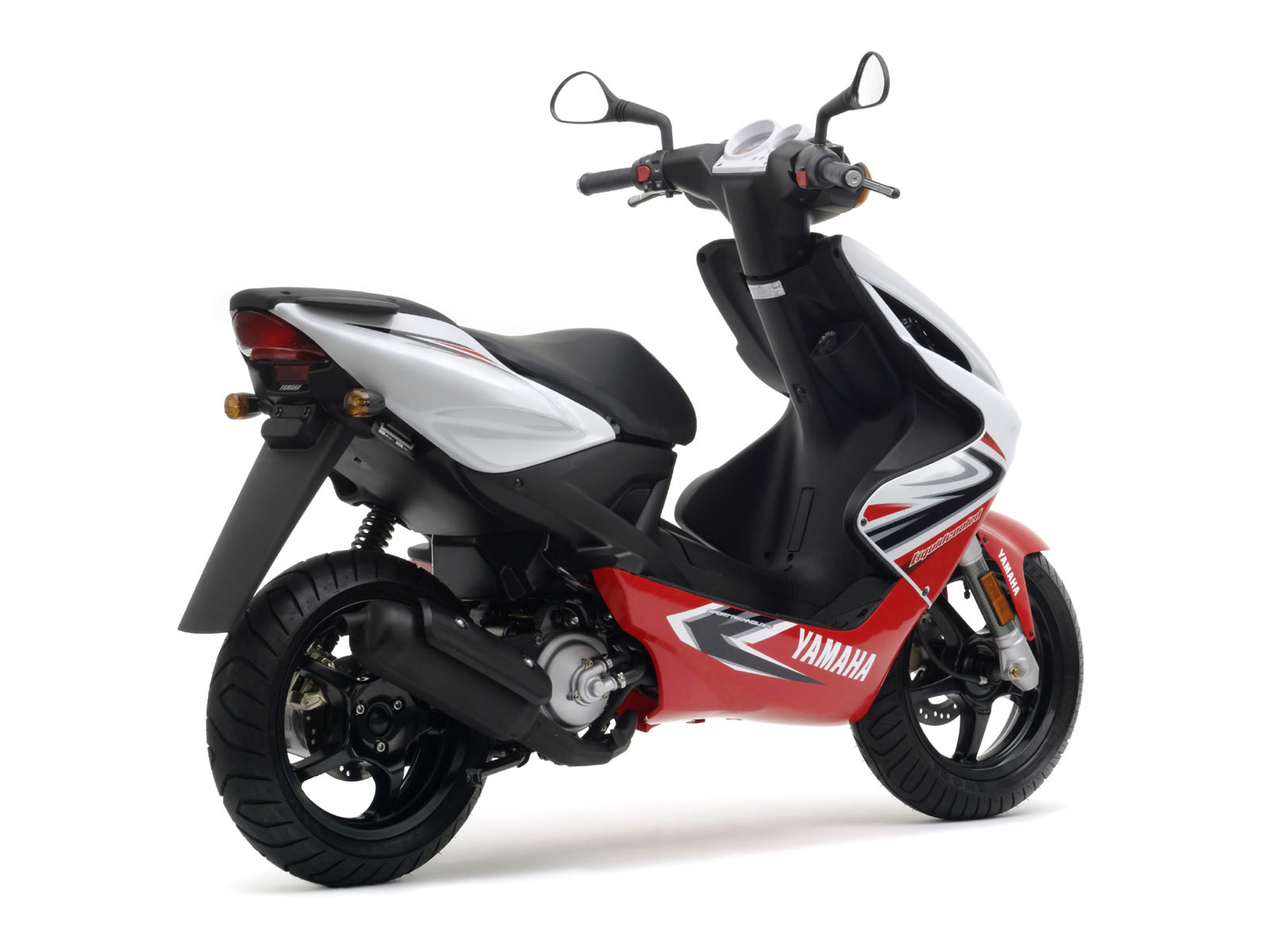 2008 Yamaha Aerox R Scooter Pictures Specifications