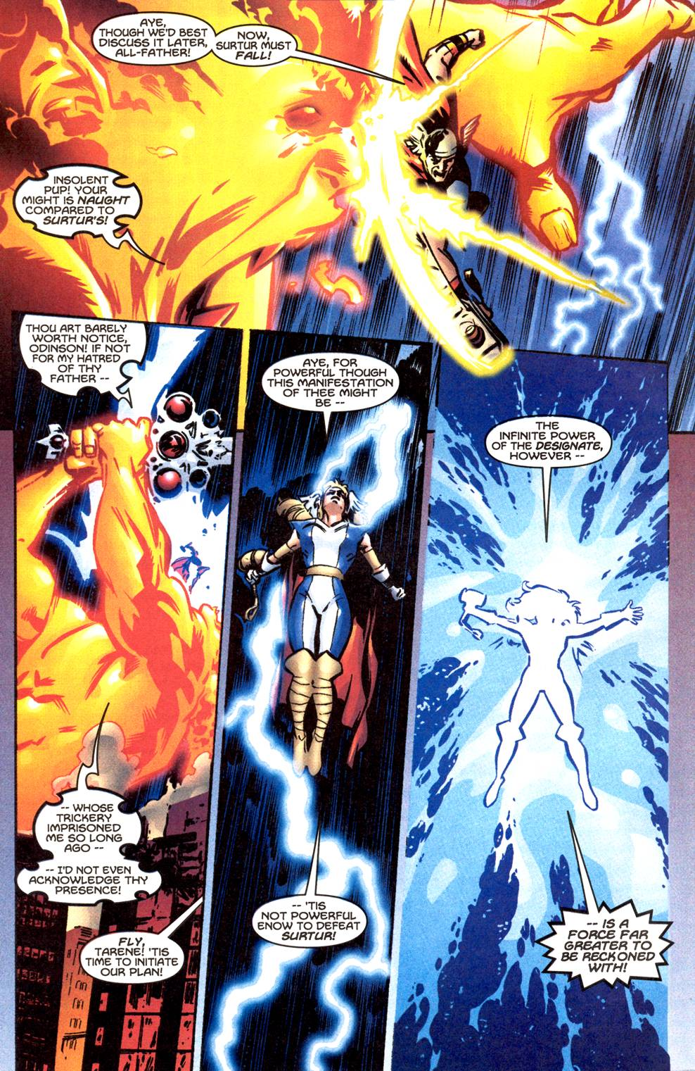 Thor (1998) Issue #40 #41 - English 22