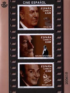 RAFAEL GIL, FERNANDO FERNÁN GÓMEZ Y TONY LEBLANC