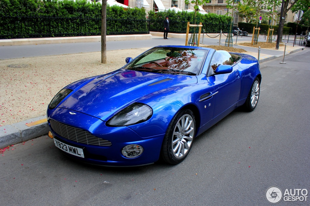 FAB WHEELS DIGEST FWD Aston Martin V Vanquish Zagato - 2004 aston martin