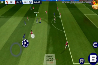 DLS 2019 V6.02 Mod Chelsea APK OBB+Data by Don Gamer Download for Android