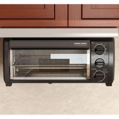 Black Ovens In White Kitchens