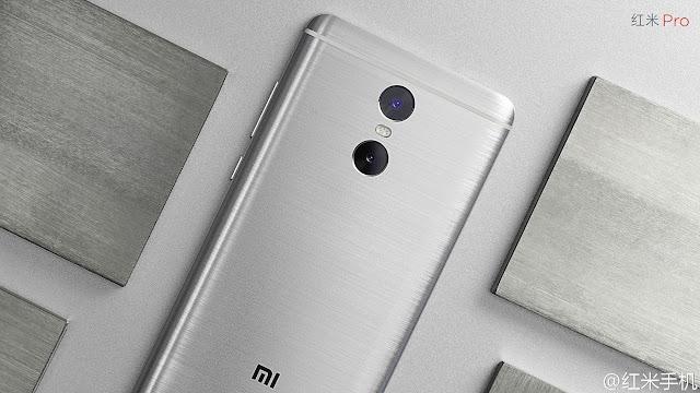 Spesifikasi Xiaomi Redmi Pro