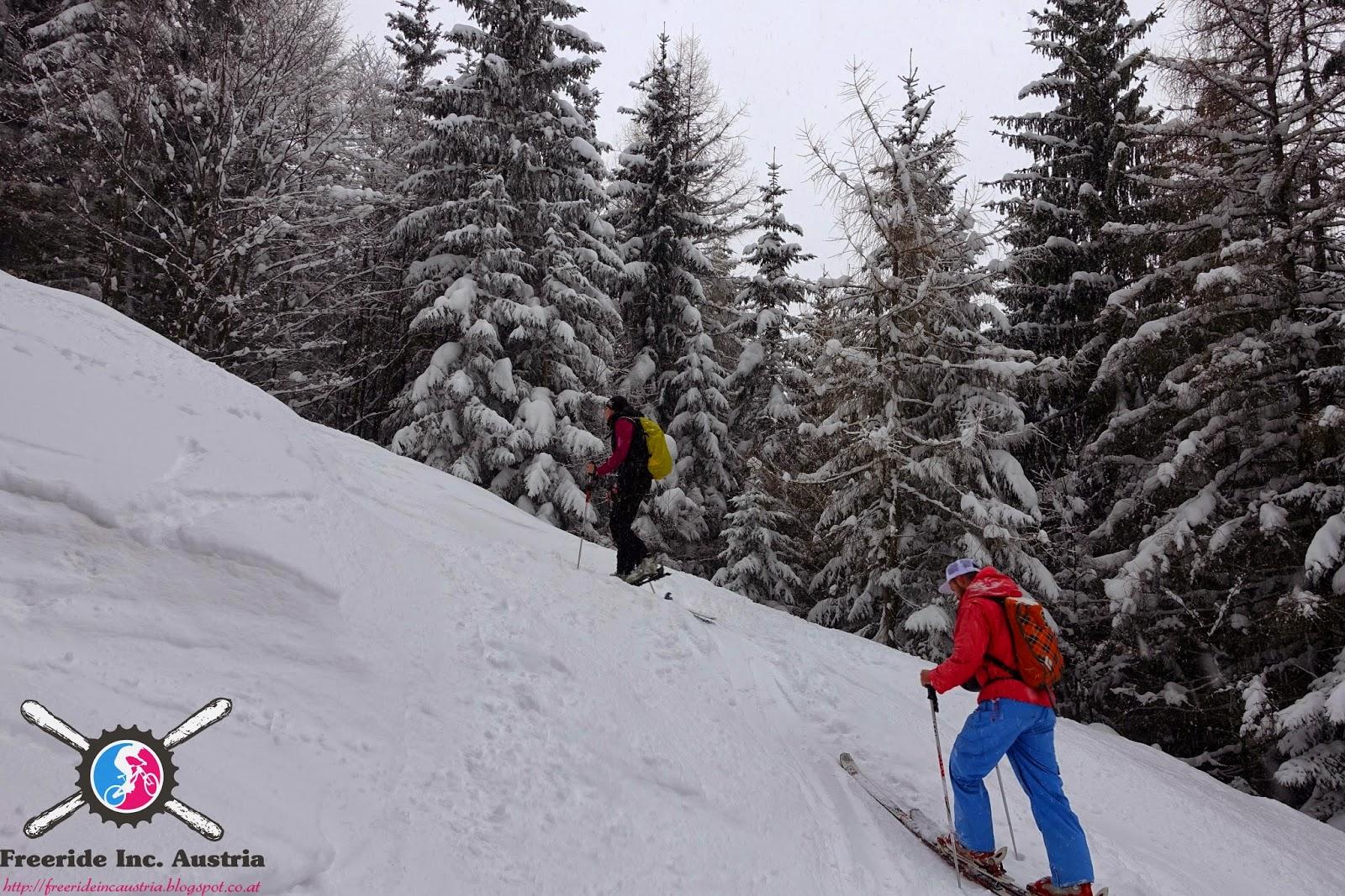 Skitouren zum nachgehen