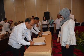 Kepala BKKBN Lampung Resmi Buka Forum Sinkronisasi Perencanaan Program dan Anggaran Provinsi Lampung