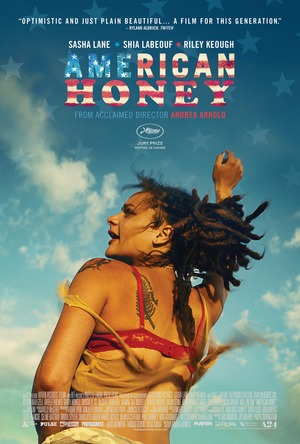 American Honey (2016) [BRrip 1080p] [Español] [Drama]