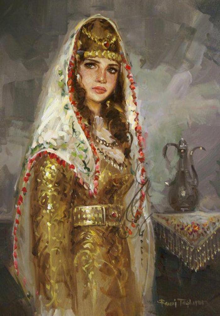 Remzi Taskiran. Восточные традиции 5